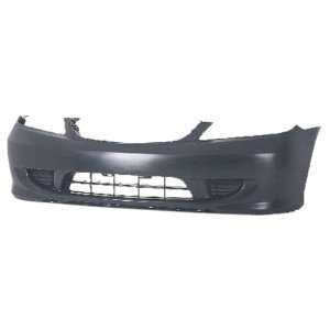 Civic Front Bumper Cover (Partslink Number HO1000216) Automotive