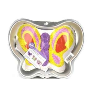 Wilton Butterfly Cake Pan Toys & Games