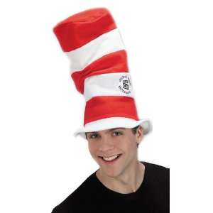 Cat in the Hat Standard Hat Halloween Accessory Toys