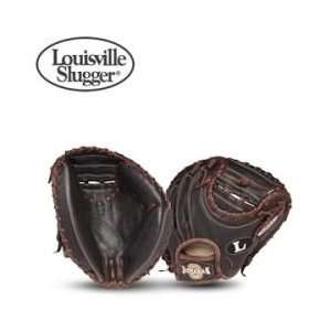 Louisville Slugger Omaha Pro Baseball Catchers Mitt   33