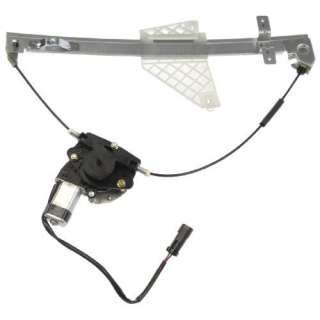 Rear Driver Side Power Window Regulator with Motor Automotive
