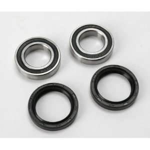 RMZ250 PIVOT WORKS FRONT WHEEL BEARING KIT (SILVER) Automotive