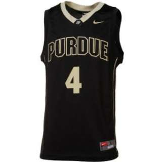 Purdue Boilermakers #4 Nike Youth Basketball Jersey Clothing
