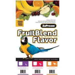 Fruitblend Diet 35 lb Large Bird Food
