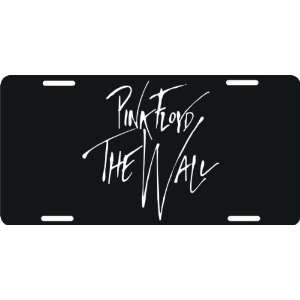 Pink Floyd the Wall Aluminium License Plate Vehicle Tag 6