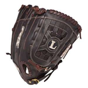 Louisville Slugger Omaha Pro Ball Glove (Brown, 12.5 Inch)