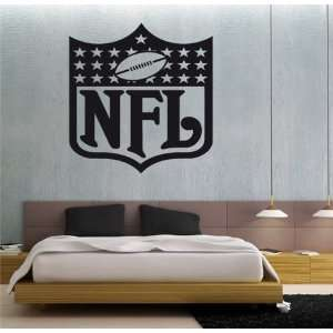 NFL Logo Wall Mural Vinyl Decal Sticker 1