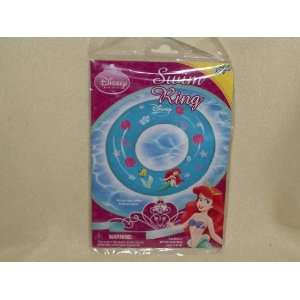 Disney Princess The Little Mermaid Swim Ring Toys & Games