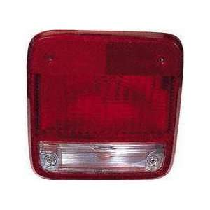 85 96 GMC VAN FULL SIZE fullsize TAIL LIGHT LH (DRIVER SIDE) VAN, OLD