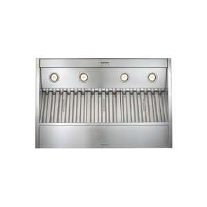 Best 46 Brushed Stainless Steel Hood Liner Insert Appliances