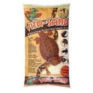 Zoo Med Laboratories Vita Sand Slate 10 lb Sports