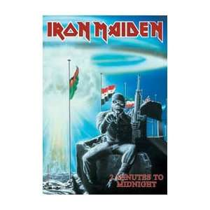 Iron Maiden   Two Minutes Till Midnight