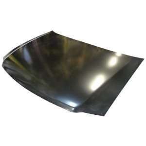 TKY FD20075A TY1 Ford Truck Primed Black Replacement Hood