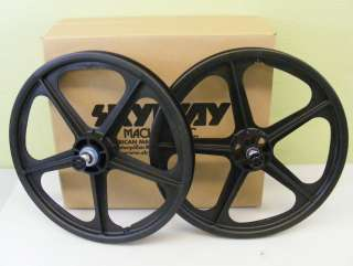 II Mag Wheels Black 20 Freewheel NEW We are offering two wheels