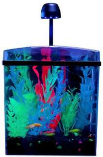 Tetra GloFish Aquarium Kit, 1 1/2 Gallon Tetra GloFish Aquarium Kit