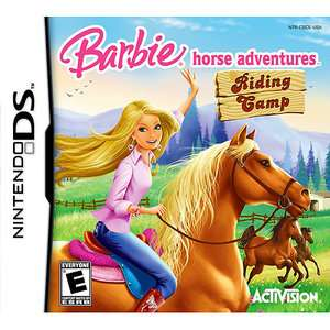 Barbie Horse Adventure Summer Camp (DS) Games