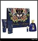 Christian Audigier 3.4 oz Men edt Cologne 4 pcs Gift Se
