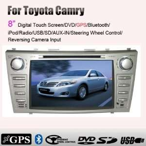 Rupse(TM) Toyota Camry DVD Player GPS Navigation system