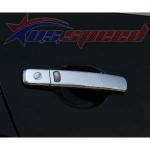 2007 UP Nissan Rogue Chrome Door Handle Covers With Button