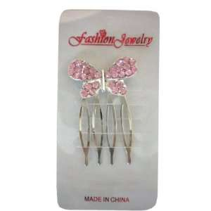 Lab Create Crystal Rhinestone Hair Comb Case Pack 200   925166 Beauty